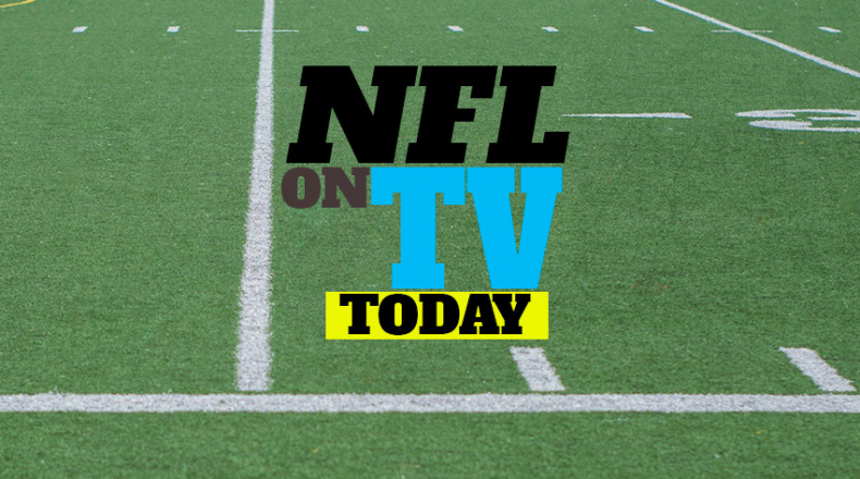 NFL Football Saturday TV Schedule: Are There Playoff Games ...